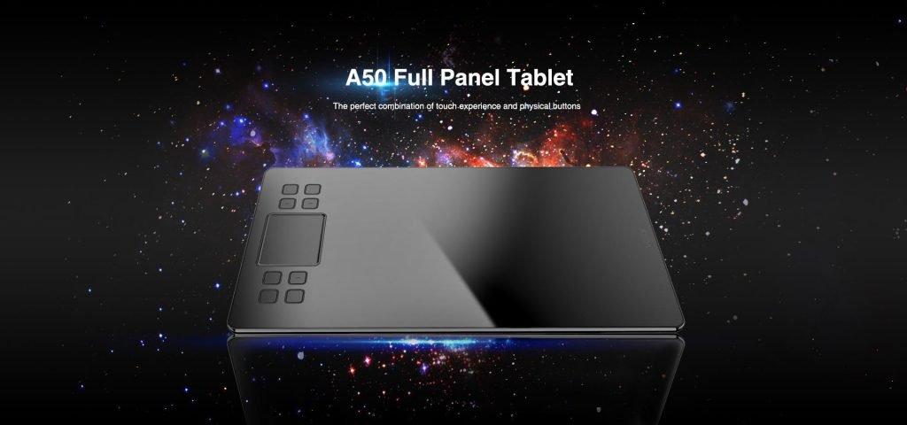 veikk-a50-tablet-banner-image