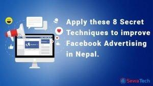 Facebook advertising in Nepal